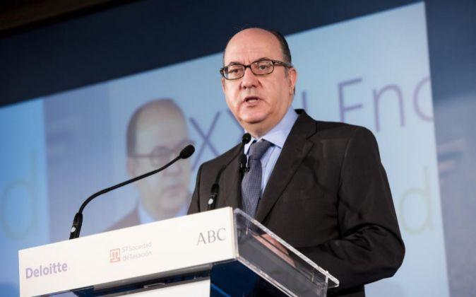 José María Roldán, presidente de la AEB.