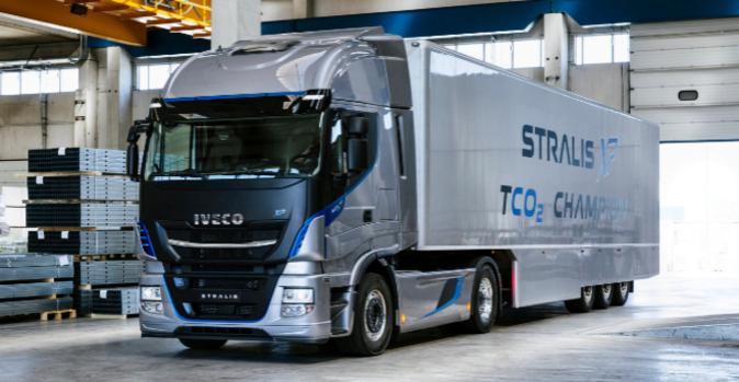 Iveco invierte 140 millones en un nuevo camión fabricado en España