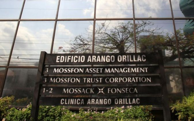 Vista general de la sede de la firma de abogados Mossack Fonseca en la...