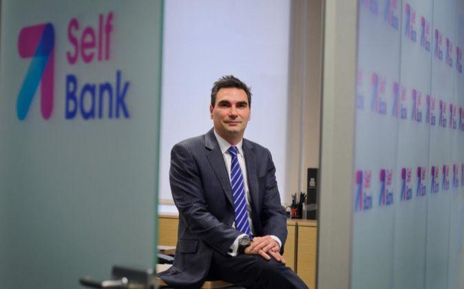 Alberto Navarro, CEO Self Bank.