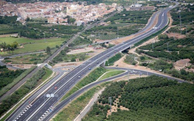 Autopista c-32 de AUCAT (ABERTIS)