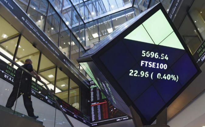 El índice Ftse.