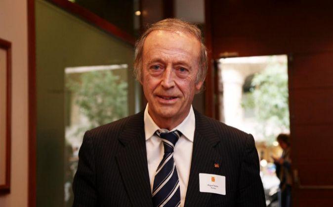 Miguel Torres, presidente de Torres.