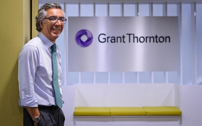 Eduardo Cosmen, socio director de fiscal y legal de Grant Thornton.