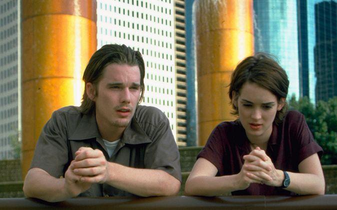 'REALITY BITES'. En 1994, esta película hizo famosos a...