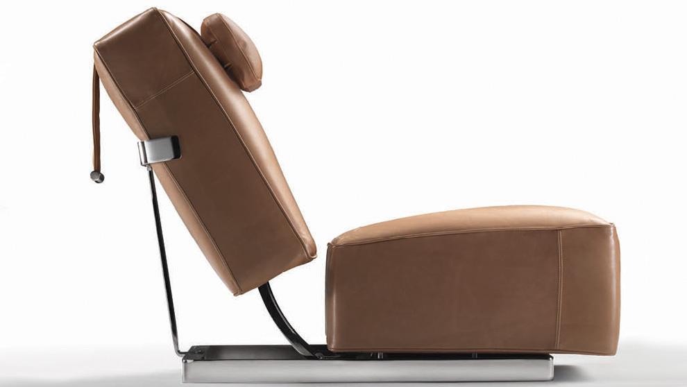 Antonio Citterio y su sillón A.B.C.D han sido los ganadores del...