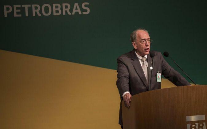 El nuevo presidente de Petrobras, Pedro Parente.