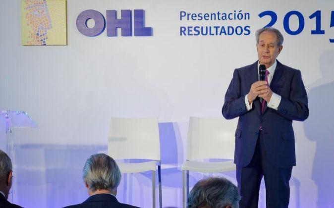 Juan Miguel Villar Mir.