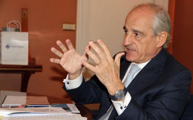 Mariano Ucar, presidente de Faes Farma.