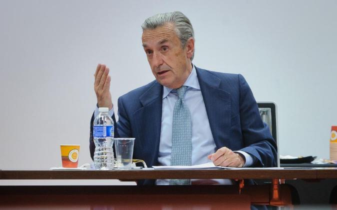 Jose María Marin, presidente de la CNMC