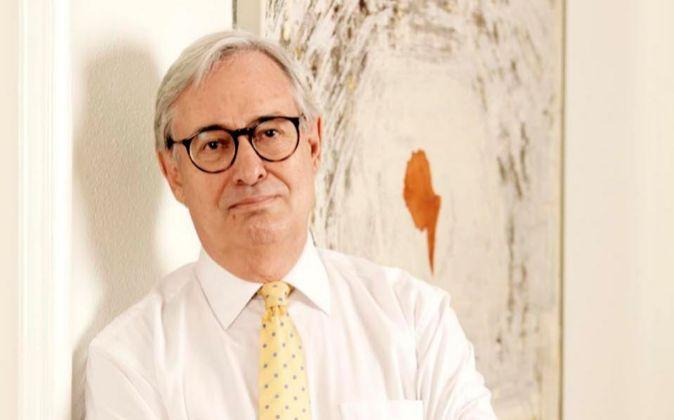Luis Solana Madariaga, presidente de Ezentis