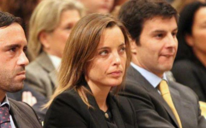 Alejandra Conde en una imagen de archivo.