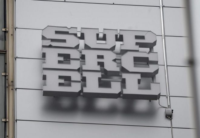 Sede de Supercell en Helsinki (Finlandia).