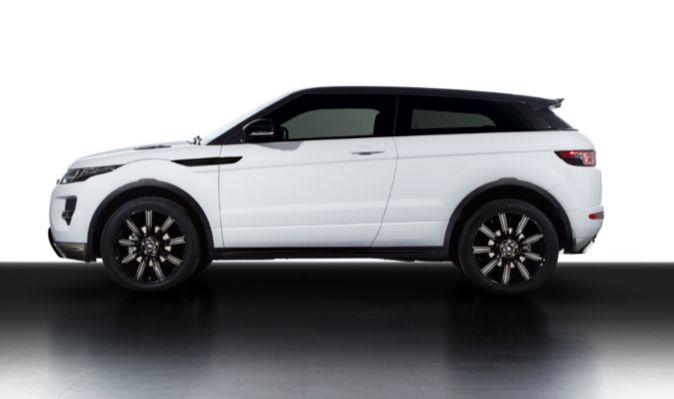 Comparativa: el Rover Evoque y su falsificación china