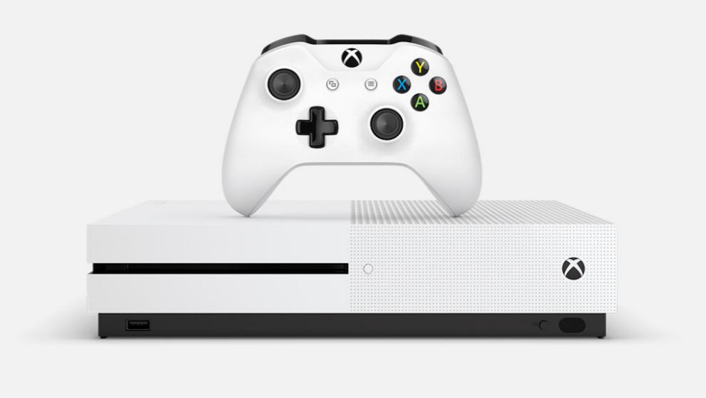 Es nueva Xbox One es hasta un 40% más fina que el modelo anterior....
