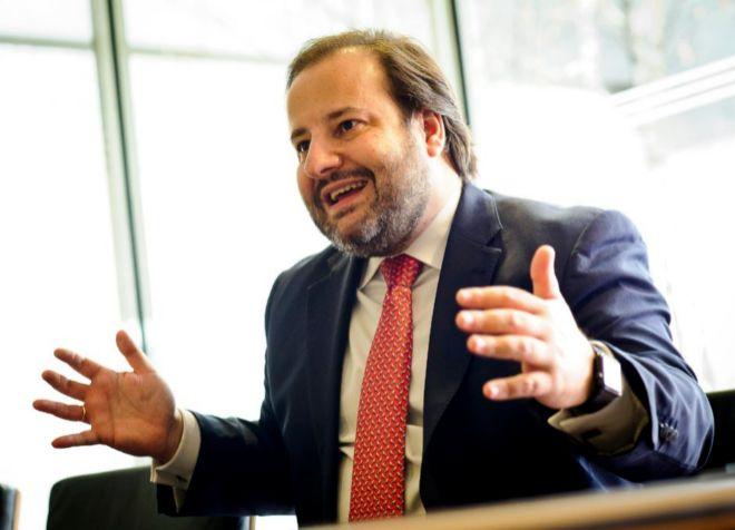 Víctor Matarranz, director general de Estrategia de Grupo Santander