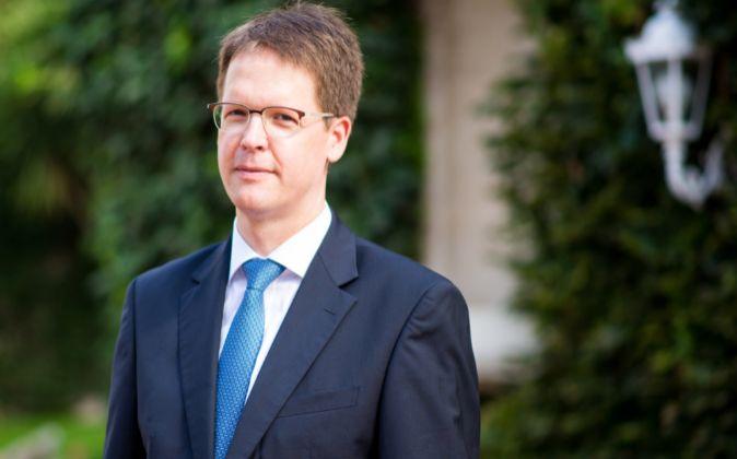 Franz Heukamp, nuevo director general del IESE.
