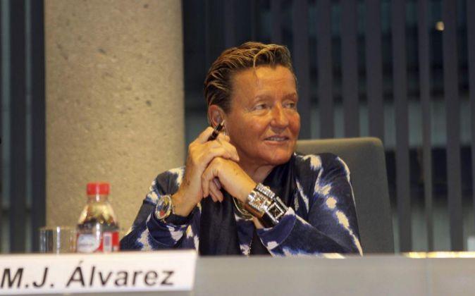 María José Álvarez, presidenta de Eulen.