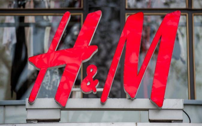 Logo de H&M.