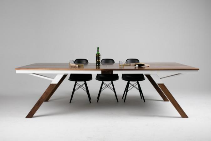 1037fd3bd La mesa de ping-pong más versátil del mundo