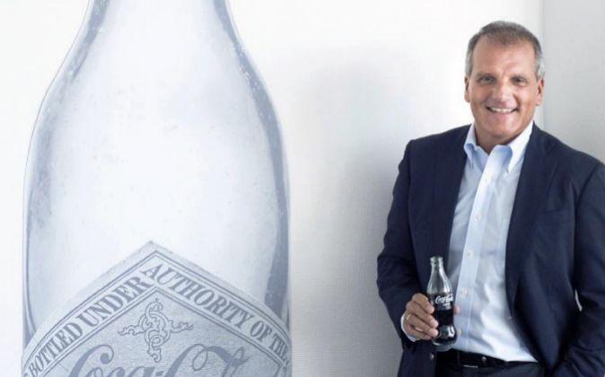 Francesc Cosano, director de Coca-Cola European Partners Iberia.
