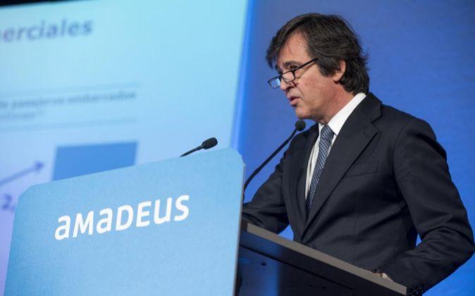 Junta de Accionistas de AMADEUS 2015