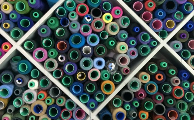 La industria textil ha sido uno de los motores de la economía de las...