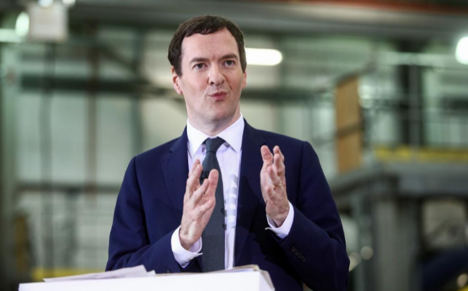 George Osborne en una imagen de archivo.