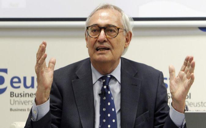 Luis Solana, presidente de Ezentis.