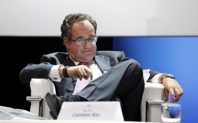 Demetrio Carceller, presidente de Damm