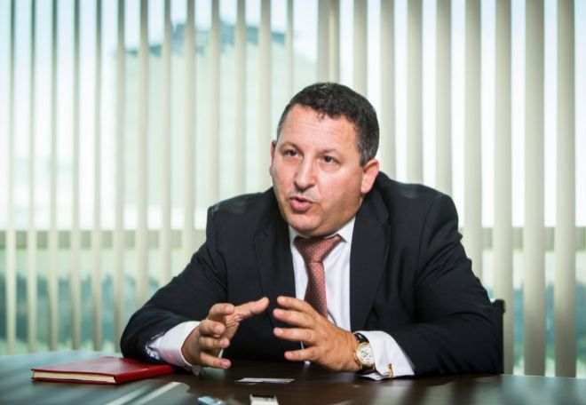 Franck Cohen, presidente de SAP para Europa, Oriente Medio y África...