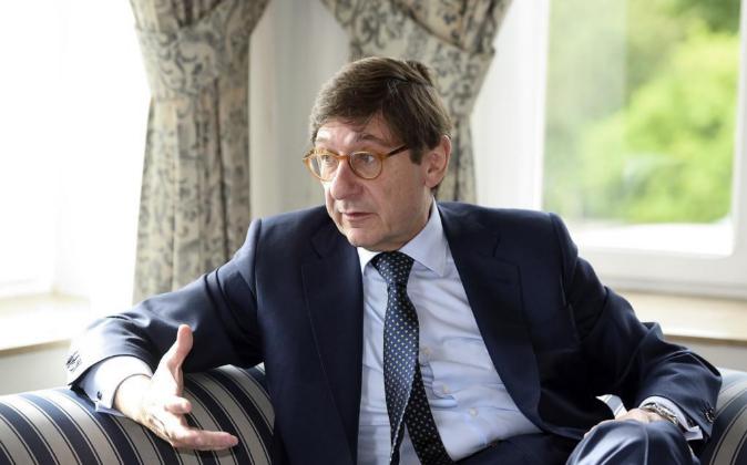 El presidente de Bankia, José Ignacio Goirigolzarri