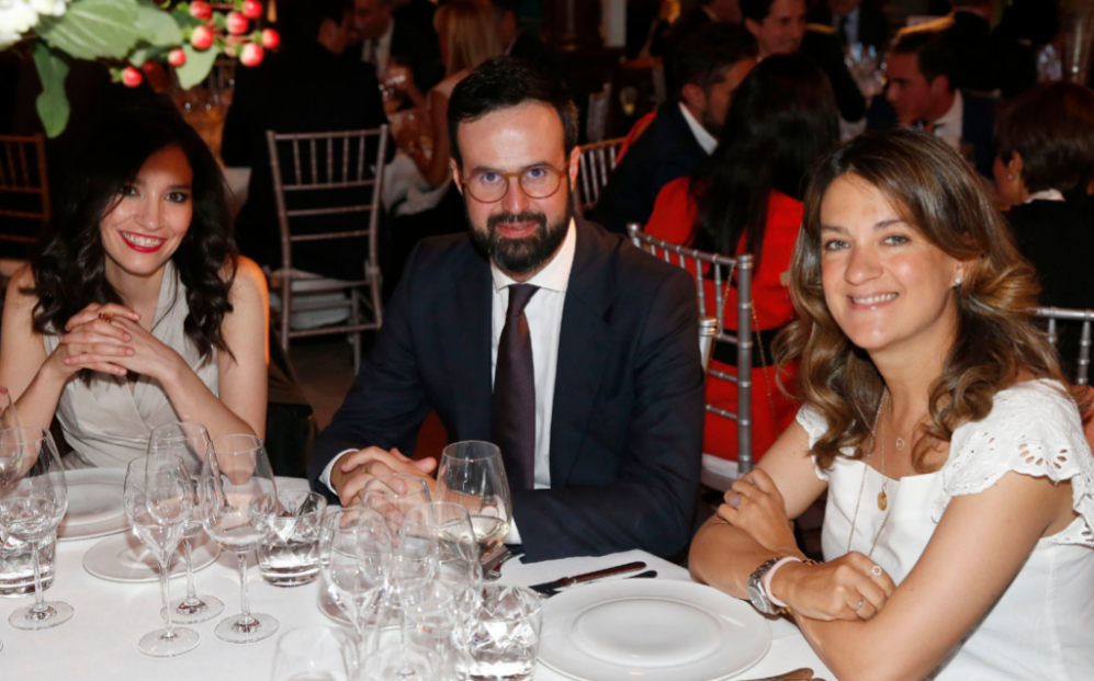 De izqda. a dcha., Rocío Serrano, responsable de desarrollo de...