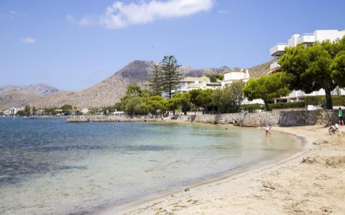 Playa de Pollença (Mallorca)