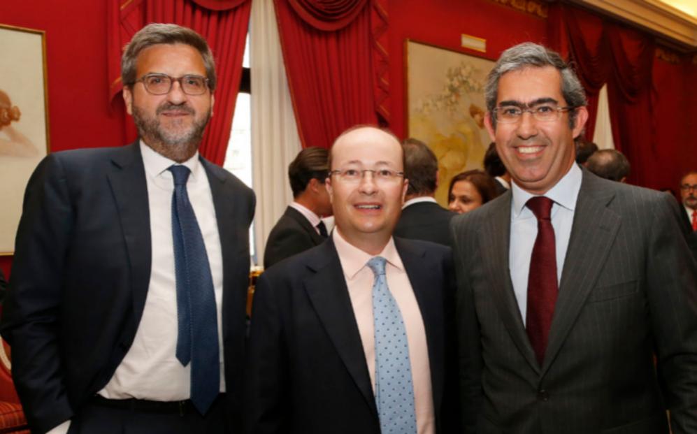 Más imágenes de la cena de gala de los I Premios Expansión...