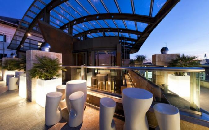 Las Mejores Terrazas De Hotel Para Escaparse En Pareja