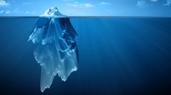 """""""Datos oscuros"""": el 'big data' que conoces es sólo la punta del iceberg"""