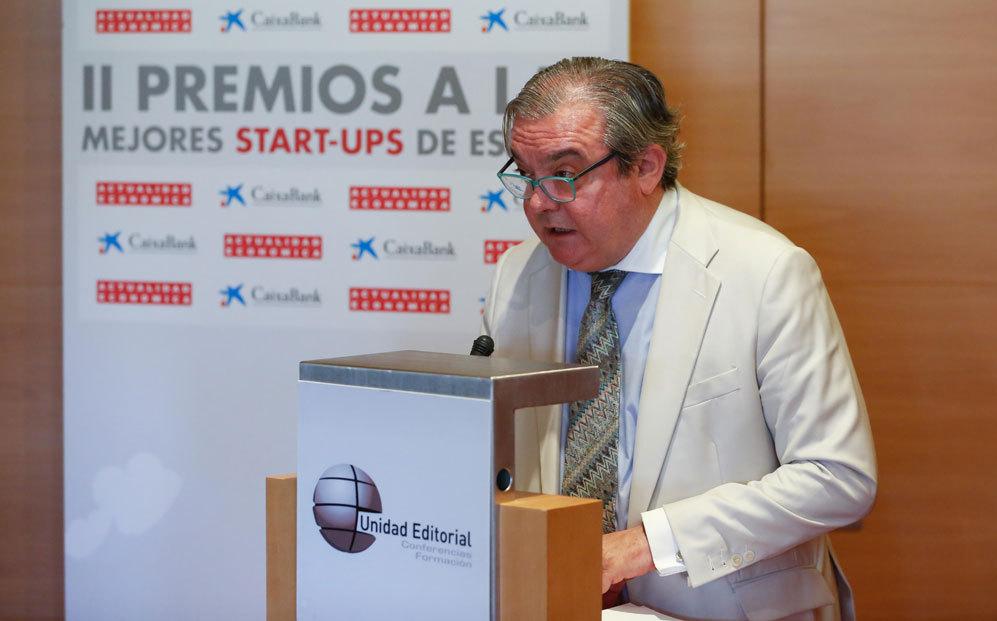 Miguel ángel Belloso, director de Actualidad Económica.