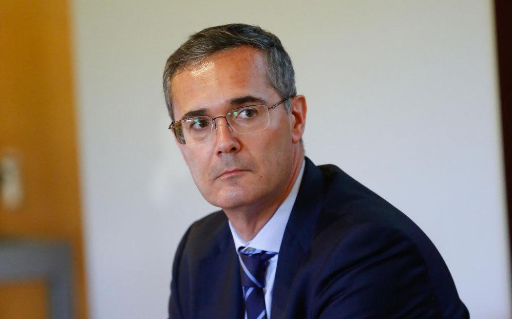 Roberto Royuela, responsable de desarrollo de negocio de empresas en...