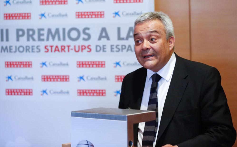 Victor Calvo-Sotelo, Secretario de Estado de Telecomunicaciones.