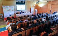 El acto se celebró en el Auditorio de la sede de Unidad Editorial en...