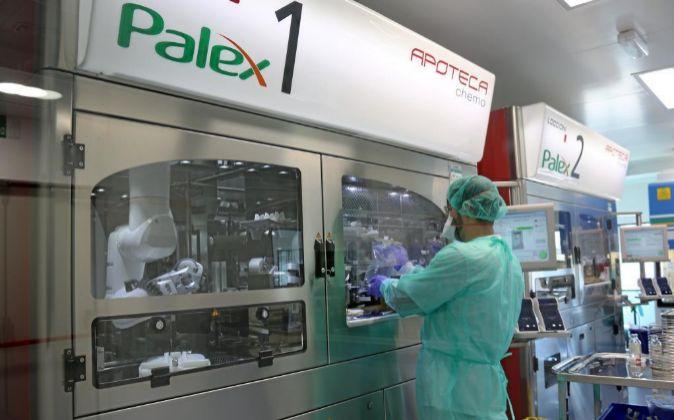 Palex vende sofisticados equipos e instrumentos a los principales...