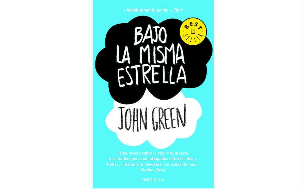 'Bajo la misma estrella' es la novela que ha catapultado a John Green...