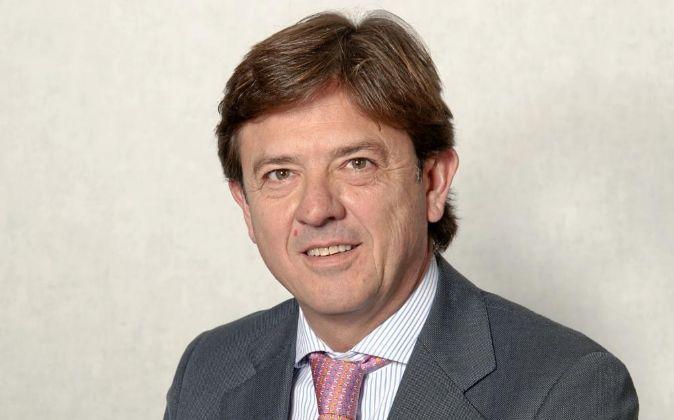 Joaquín Holgado, director territorial de Bankia en Andalucía.