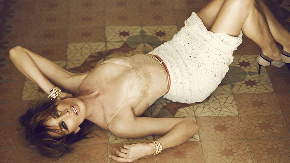 """nieves Álvarez desnuda en cuerpo y alma: """"hace un año decidí que no"""
