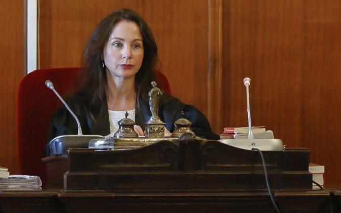 La jueza Mercedes Alaya.