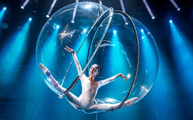 El Cirque du Soleil triunfa en Andorra