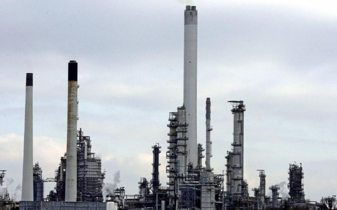Refinería de Chevron.