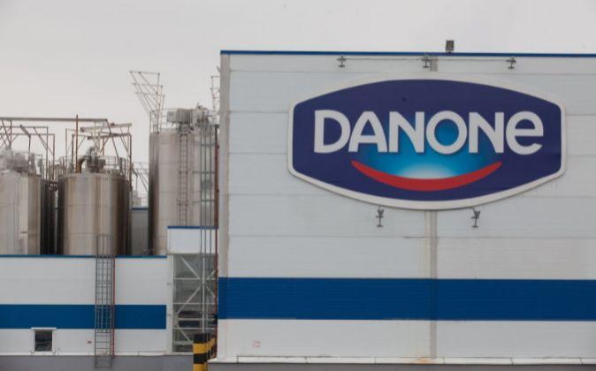 Fábrica de Danone en Chekhov (Rusia).