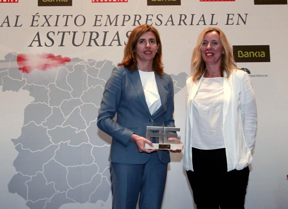 Eva Pando, directora general del IDEPA (Instituto al Desarrollo...